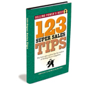 123 Super Sales Tips BOok