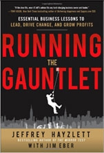 Running the Gauntlet Cover