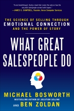 What Great Salespeople Do Cover