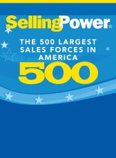 Selling Power 500 Largest Sales Forces (2015)