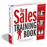 The Sales Training Book Cover