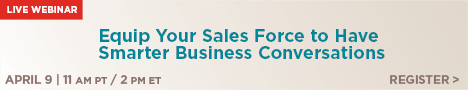 Fusion Learning Inc. - How to Equip Your Sales Force to Have Smarter Busine