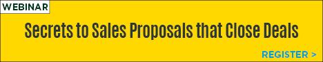 Qvidian - Secrets to Sales Proposals that Close Deals