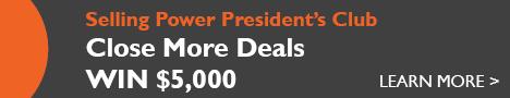 Spiro - Selling Power President's Club