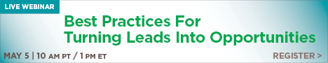 Conversica - Best Practices for Turning Leads into Opportunities