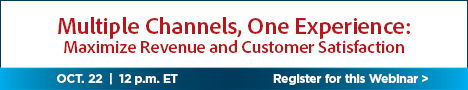 PROS - Multiple Channels, One Experience: Maximize Revenue and Customer Satisfaction