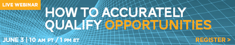 Revenue Storm - How to Accurately Qualify Opportunities